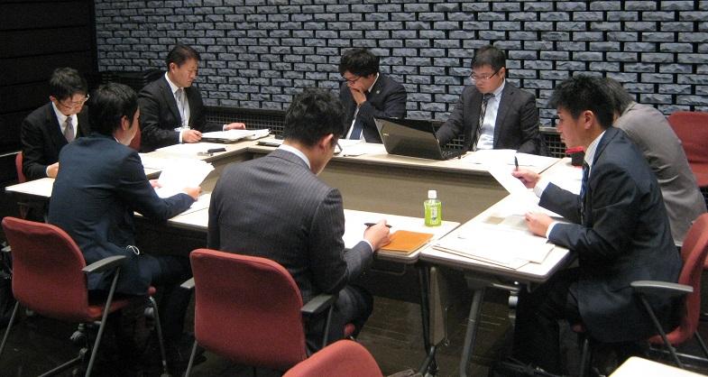 シンポジウム_実務者会議